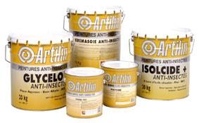 Anti insecte accessoire pour artisan bourdall mat riaux for Peinture anti insectes